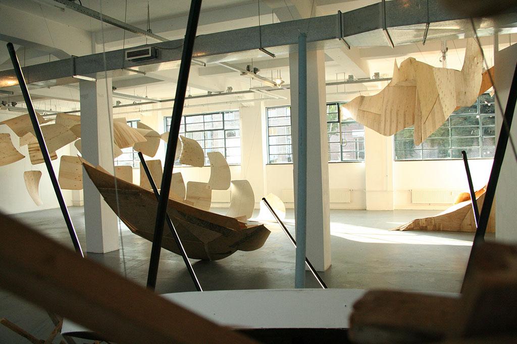 Habitat   Solo expositie