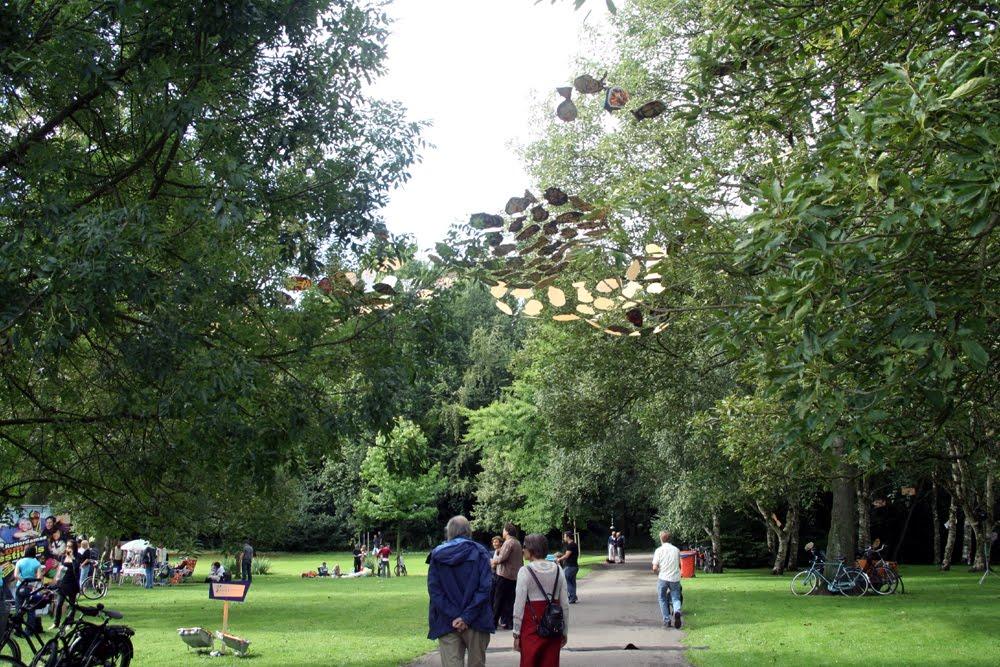 Duizel in het Park