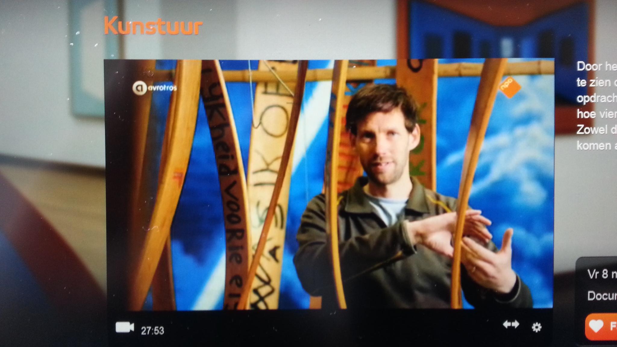 WoenselSupertoll! bij NPO's Kunstuur